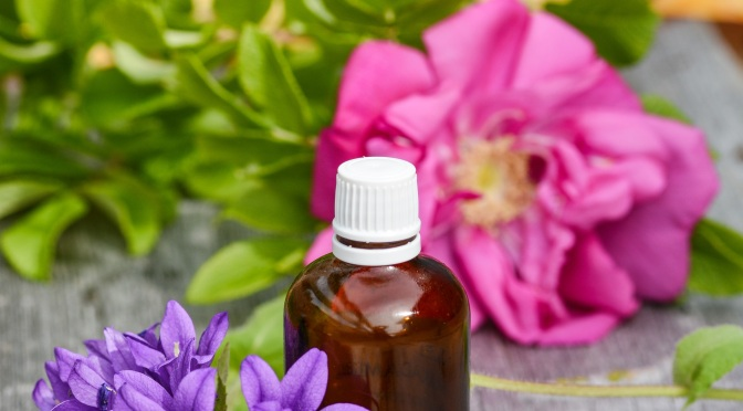 Clearing Your Mind And Soul Essential Oil Blend