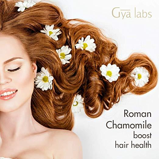 Roman Chamomile Essential Oil - 100% Pure Therapeutic Grade for Hair, Face, Skin, Eczema, Sleep, Bath Relaxation, Diffuser 3