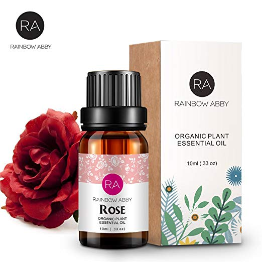Rose - 100% Pure, Best Therapeutic Grade Essential Oil - 10 ml 2